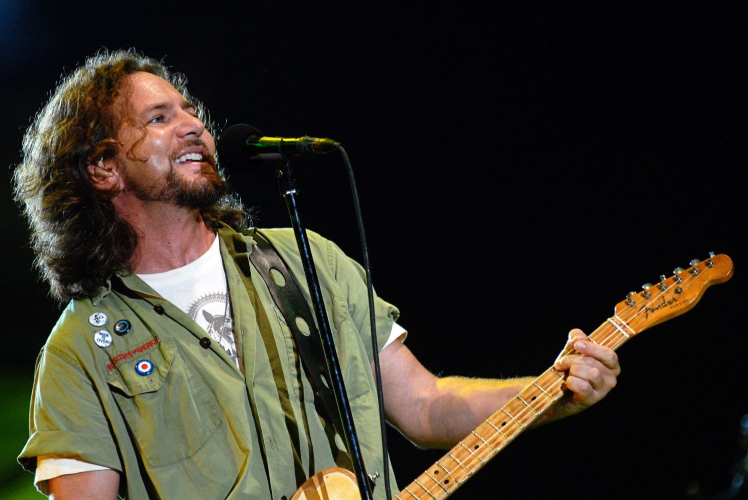 Revisit Our August 2001 Pearl Jam Oral History: Past <i>Ten</i>
