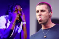 Liam Gallagher Thought A$AP Rocky's Name Was WhatsApp Ricky