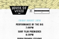 Join SPIN for Jenny Lewis and the Dig at House of Vans at Surf Lodge