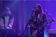 Watch Tame Impala Perform &#8220;Love/Paranoia&#8221; on <i>Jimmy Fallon</i>