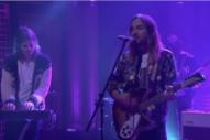 Watch Tame Impala Perform &#8220;Love/Paranoia&#8221; on <i>Jimmy Fallon</i>