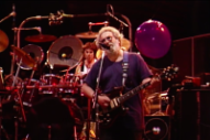 "For Jerry Garcia's Birthday, Hear an Unreleased 1989 Version of the Grateful Dead's ""Touch of Grey"""