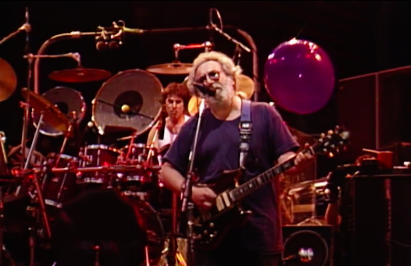 For Jerry Garcia's Birthday, Hear an Unreleased 1989 Version