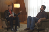 Watch Josh Homme and Rob Delaney Discuss George Carlin, Having Kids, and Humility