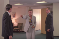 Latest <i>Twin Peaks</i> Episode Dedicated to David Bowie, Who Reappeared Via Archival Footage