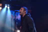 Watch Liam Gallagher Perform Two Songs on <i>Colbert</i>