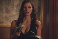 <i>Molly&#8217;s Game</i>, Aaron Sorkin&#8217;s Directorial Debut About High Stakes Poker, Has Its First Trailer