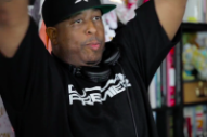 Watch DJ Premier Behind the Decks at NPR's First Turntable-Centric Tiny Desk Concert