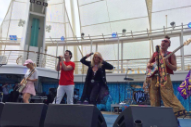 """Watch Bonnie Tyler Sing """"Total Eclipse of the Heart"""" During the Solar Eclipse"""