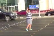 Teen Arrested for Dancing the Macarena in Saudi Arabian Crosswalk