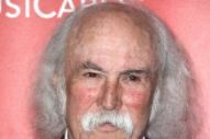 David Crosby Calls <i>The Best Show</i>, Says He Once Bought Oregano Instead of Weed