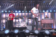 "Watch The War on Drugs Perform ""Pain"" on <em>Kimmel </em>"