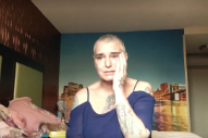 Sinead O'Connor Says She's Suicidal, Living In New Jersey Motel