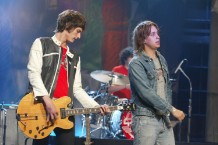 The Tonight Show with Jay Leno-The Strokes