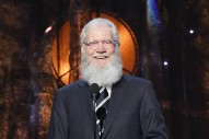 David Letterman Un-Retires With New Netflix Show