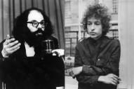 Allen Ginsberg Was Once a Bob Dylan Bootleg Taper