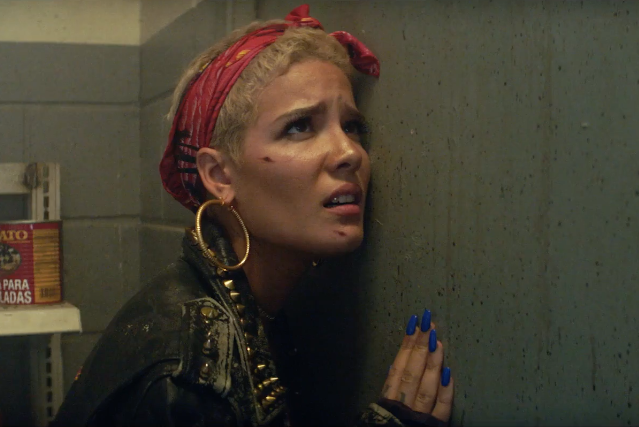 "Video: Halsey – ""Bad at Love"" 