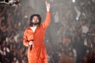J. Cole Speaks Out in Support of Colin Kaepernick at Baltimore Concert