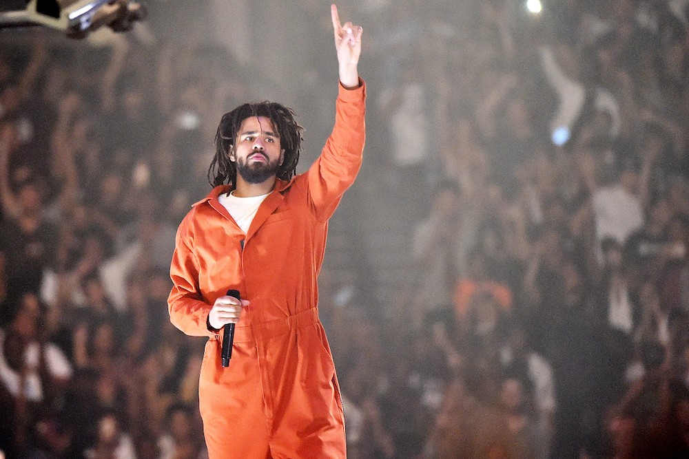 J Cole Speaks Out In Support Of Colin Kaepernick At