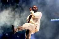 Kendrick Lamar Confirms <i>DAMN.</i> Is Meant to Be Played Backwards