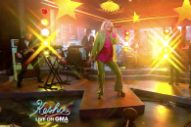Watch Kesha Perform &#8220;Praying&#8221; and &#8220;Woman&#8221; on <i>Good Morning America</i>