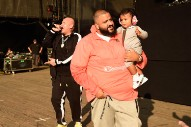 DJ Khaled Brings Out Fat Joe, His Son Asahd at Billboard Hot 100 Festival