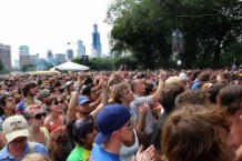 2008 Lollapalooza Music Festival - Day 3