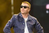 Macklemore Walks Away Uninjured From Head-On Car Collision