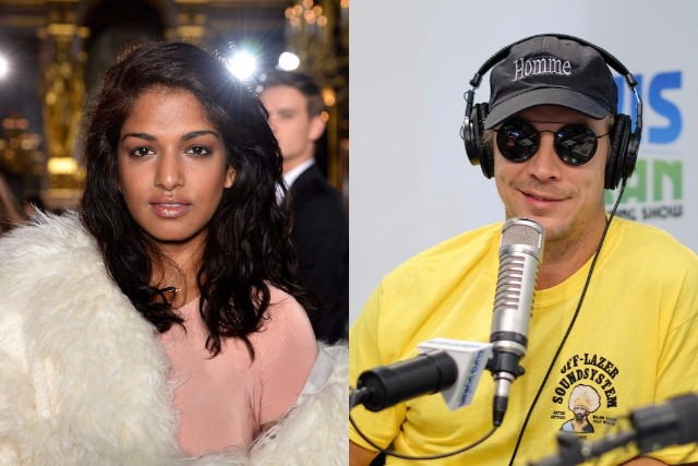Diplo Singer >> M I A Says That Diplo Didn T Discover Her Spin