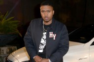 Report: Nas Sure Can Eat