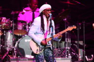 Nile Rodgers Misses Chic Show After Being Hospitalized
