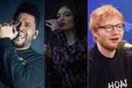 The Weeknd, Lorde, Ed Sheeran, and More to Perform at MTV VMAs