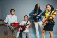 "Deerhoof – ""Come Down Here And Say That"" ft. Lætitia Sadier"