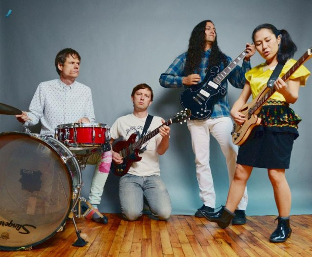 "Deerhoof – ""Come Down Here And..."