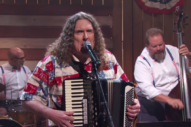 &#8220;Weird Al&#8221; Yankovic Asked North Korea Not to Kill Us on <i>John Oliver</i>