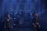 "Watch Pete Townshend, Alfie Boe, &#038; The Roots Play ""Love Reign O'er Me"" On <i>Fallon</i>"