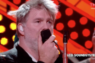 Watch LCD Soundsystem's Performance and Interview on French TV