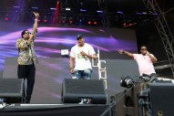 Watch A Tribe Called Quest Perform With LL Cool J At The Meadows Festival