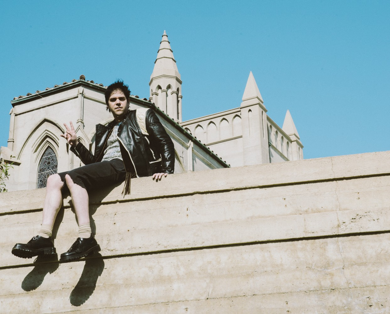 Ariel Pink Is Ready to Disappear