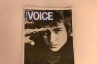 Bob Dylan Is On the Cover of the <i>Village Voice&#8217;s</i> Final Print Issue