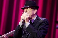 Lana Del Rey, Elvis Costello, Feist, & More Playing Leonard Cohen Tribute Concert