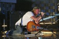 Puddle of Mudd's Wes Scantlin Arrested for Allegedly Trying to Bring a BB Gun on an Airplane