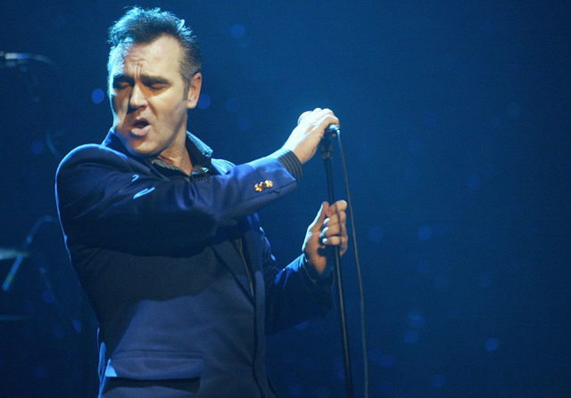 Morrissey Announces North American Fall Tour Spin