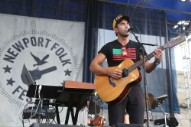 Sufjan Stevens Celebrates First Gold Certification for <em>Illinois</em>
