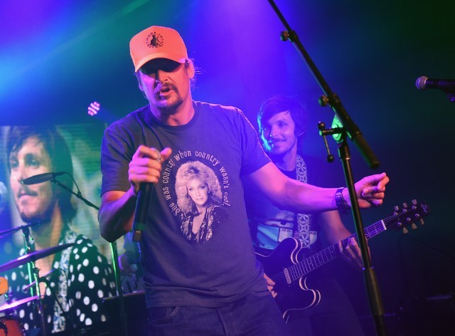 Watchdog group files complaint accusing Kid Rock of violating federal election laws