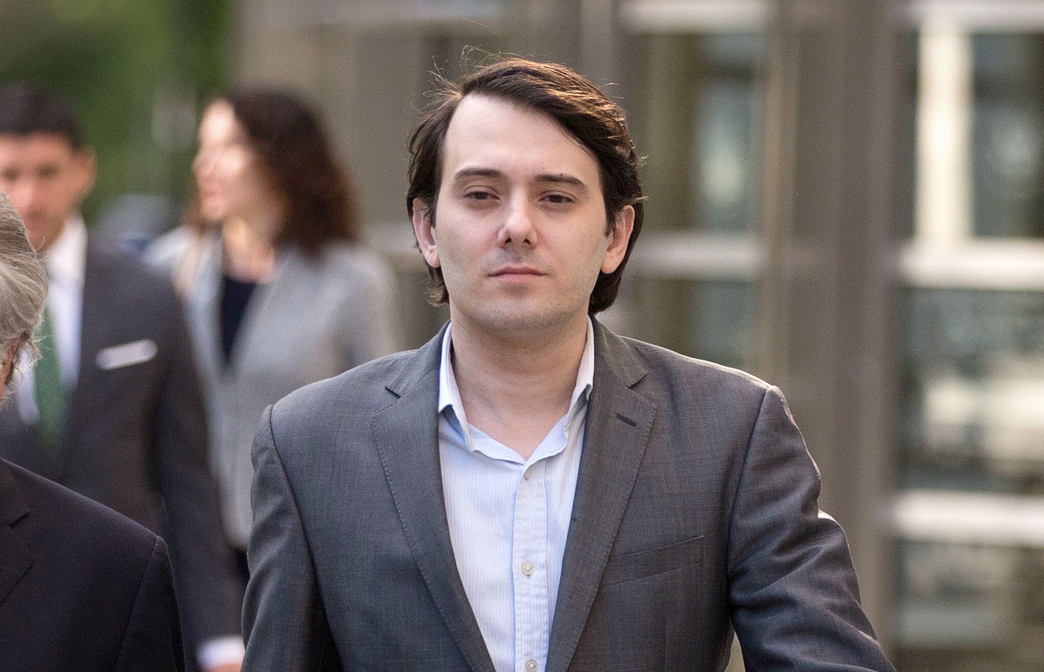 Jury Selection Begins In Martin Shkreli Securities Fraud Trial