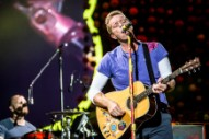 "Watch Coldplay's Chris Martin Cover Paul Simon's ""Graceland"""