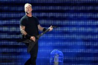 Metallica's James Hetfield Latest Artist to Fall Into a Hole Onstage