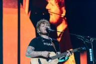 "Ed Sheeran' ""Shape of You"" Unseats Drake's ""One Dance"" as Spotify's Most Streamed Song of All Time"