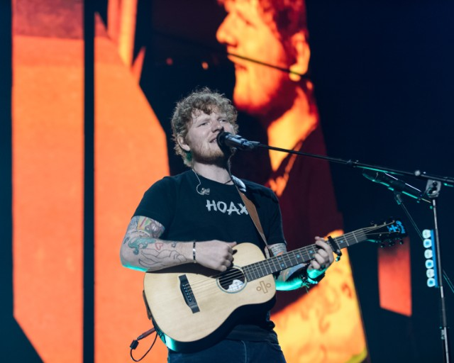 Ed Sheeran In Concert - Miami, Florida